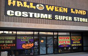 Halloween Store Locations