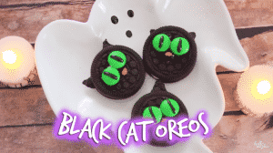 Easy DIY Halloween Treats
