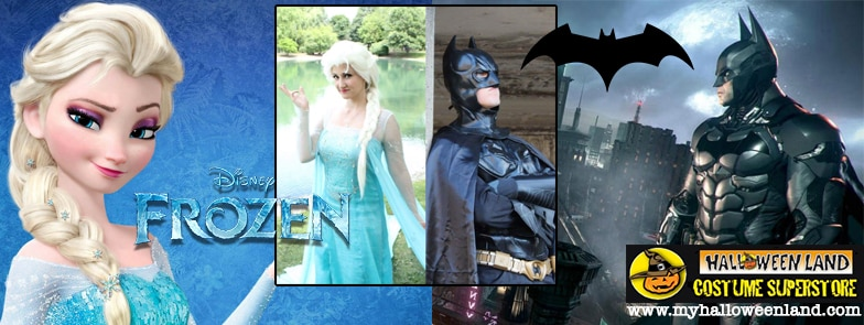Come meet Elsa and Batman this Saturday 9/24 between 12-2 at Halloween Land 7720 S Cicero Ave, Burbank. Spread the word there will be goodie bags, raffles, and prizes! Wear your costume for fun photo opportunities.
