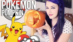 How To Carve A Pumpkin | Pokemon Edition