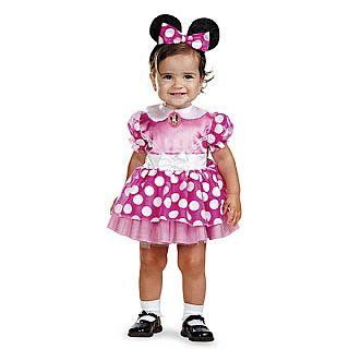 Clubhouse Minnie Mouse Pink Infant Halloween Costume