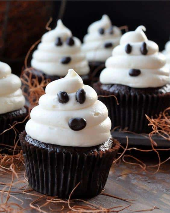 Our Favorite Halloween Cupcakes