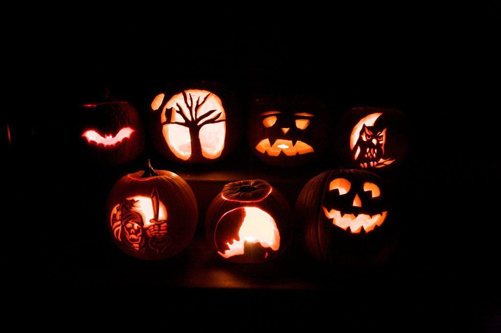Jaw Dropping Pumpkin Carving Ideas