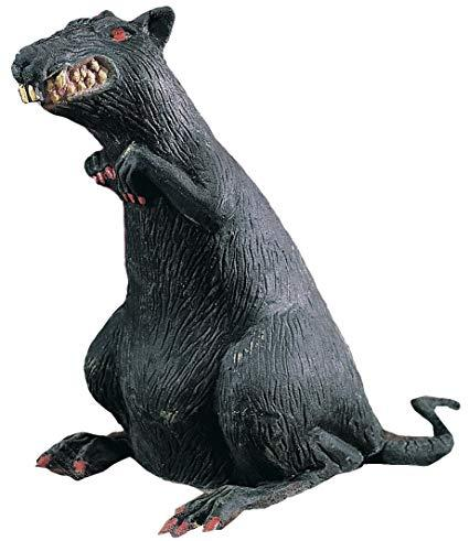 Halloween fake rat decoration