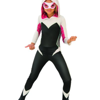 Marvel Rising Spider Gwen Costume