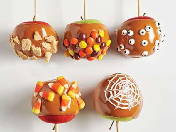 Halloween Caramel Apple Recipes